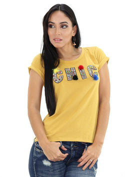 SC5034 Blusa de Mujer by Scarcha - Pompis Stores