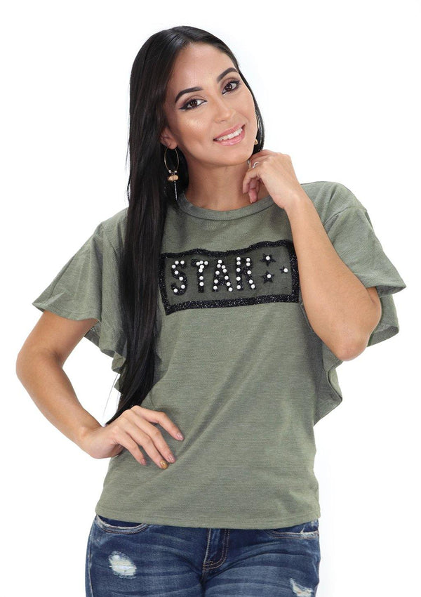 SC5045 Blusa de Mujer by Scarcha