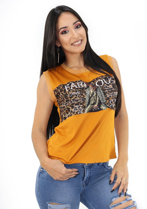 5061 Blusa de Mujer by Scarcha