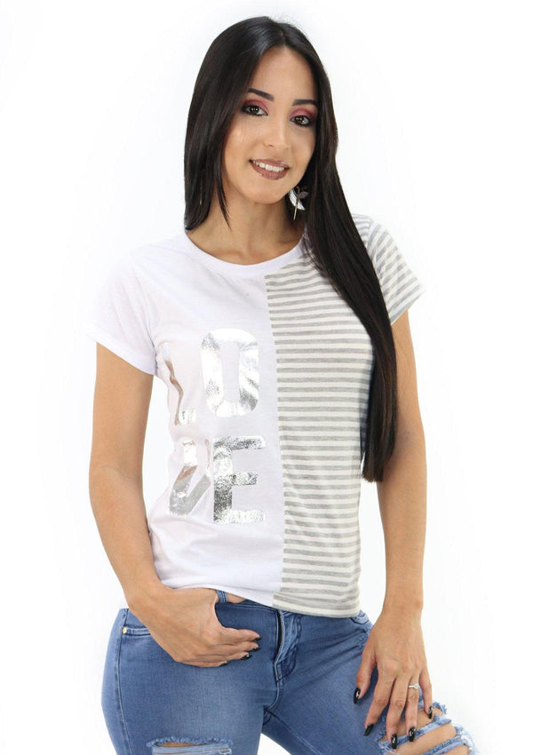 5076 Blusa de Mujer by Scarcha