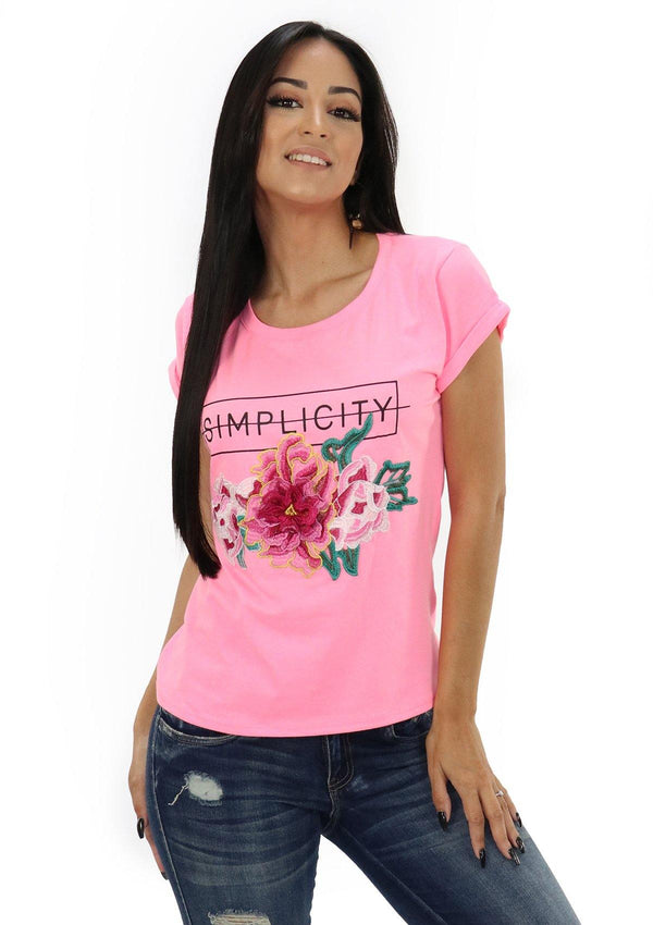 SC5087 Blusa de Mujer by Scarcha