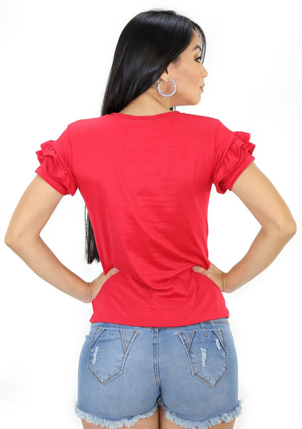 SC5182 Blusa de Mujer by Scarcha