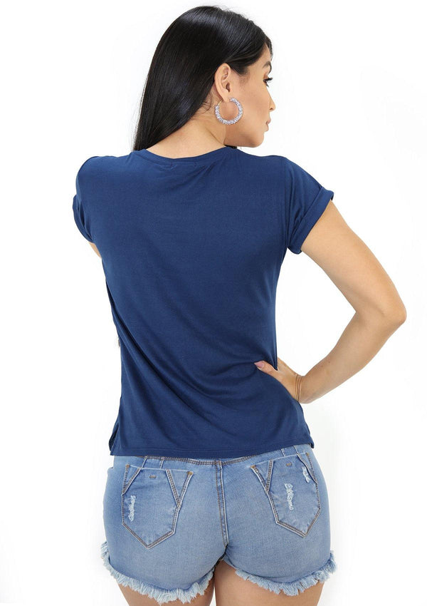 SC5195 Blusa de Mujer by Scarcha