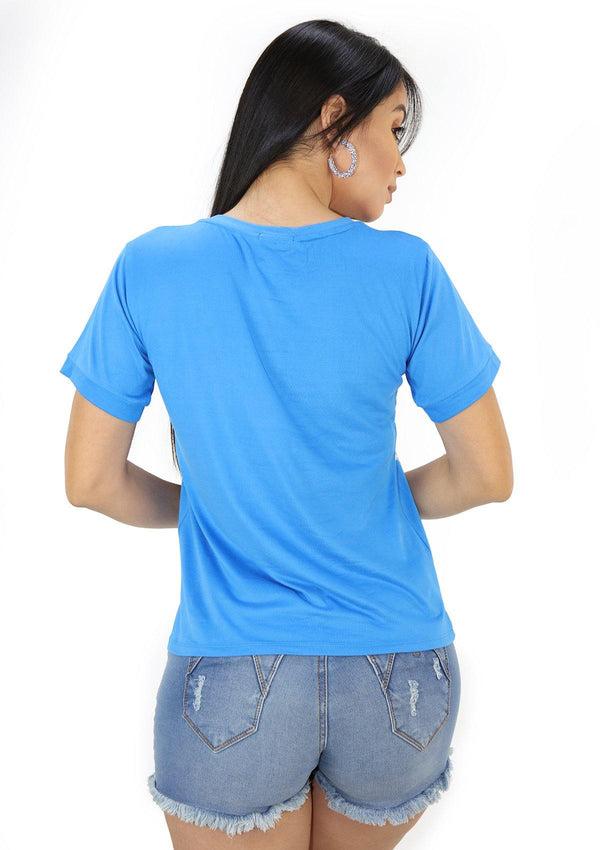 SC5198N Blusa de Mujer by Scarcha