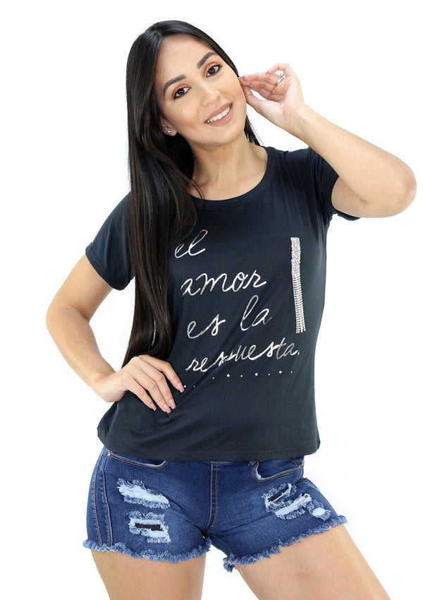 SC5200 Blusa de Mujer by Scarcha