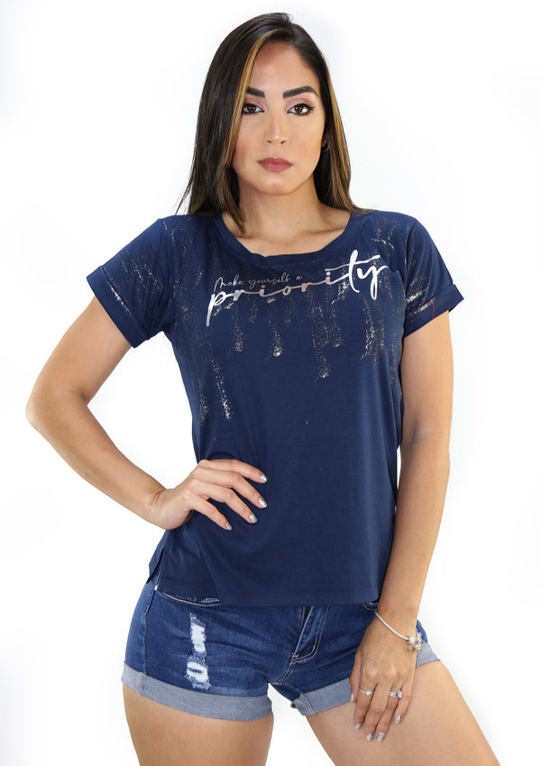 SC5284 Priority Blusa de Mujer by Scarcha