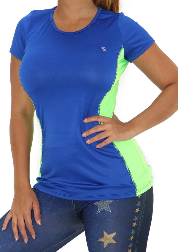 SC6183 Sport T-Shirt by Scarcha