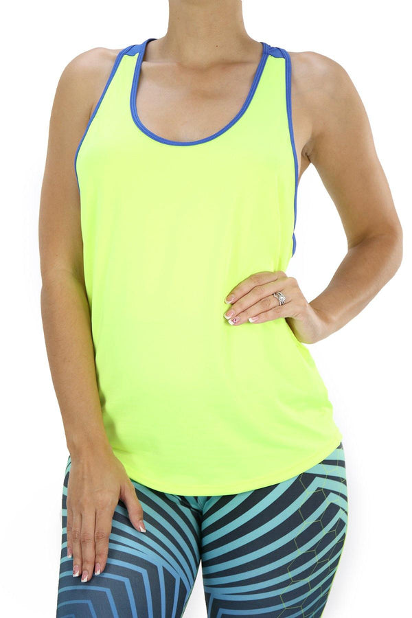 SC6213 Sport Tank Top by Scarcha