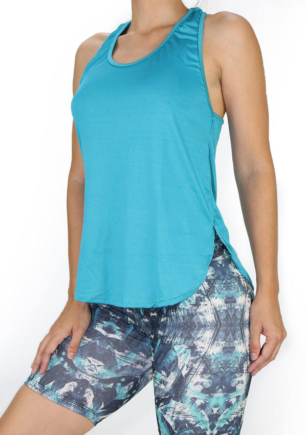 SC6214 Sport Tank Top by Scarcha - Pompis Stores