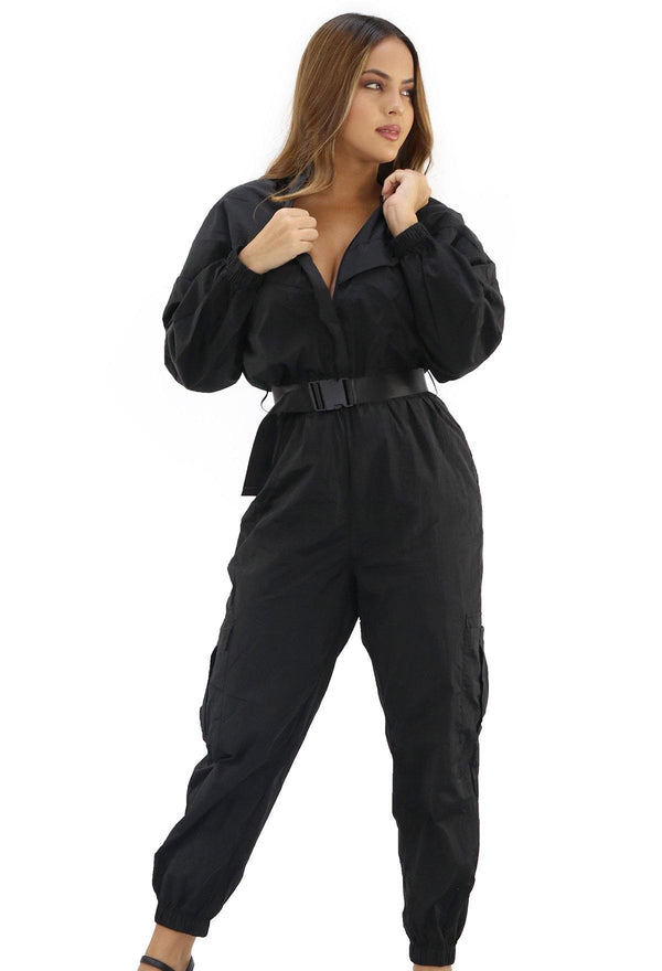 SCHYFL20E142 Urban Jumpsuit de Mujer by Scarcha