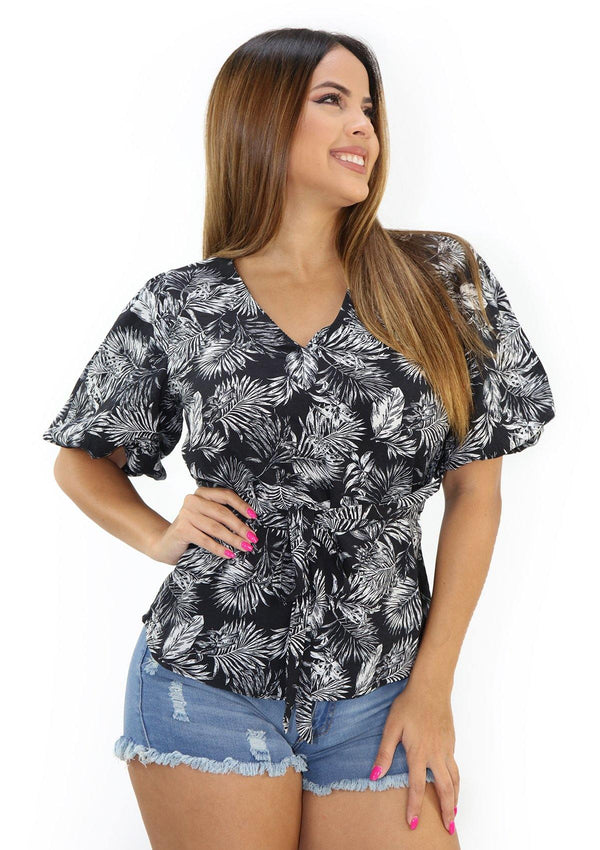 SCLU55398T Blusa de Mujer by Scarcha