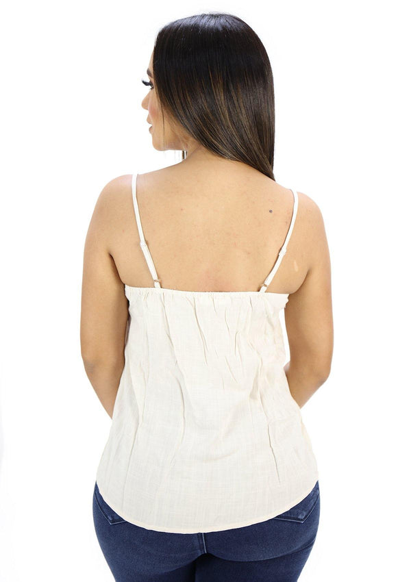 SCMICA1004 Blusa de Mujer by Scarcha - Pompis Stores