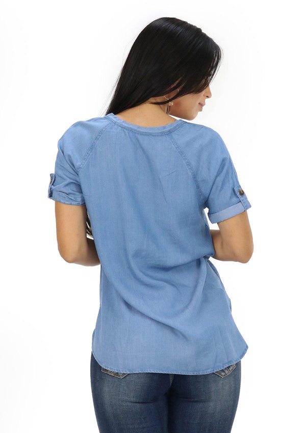SCMIM8FT1071 Blusa de Mujer by Scarcha