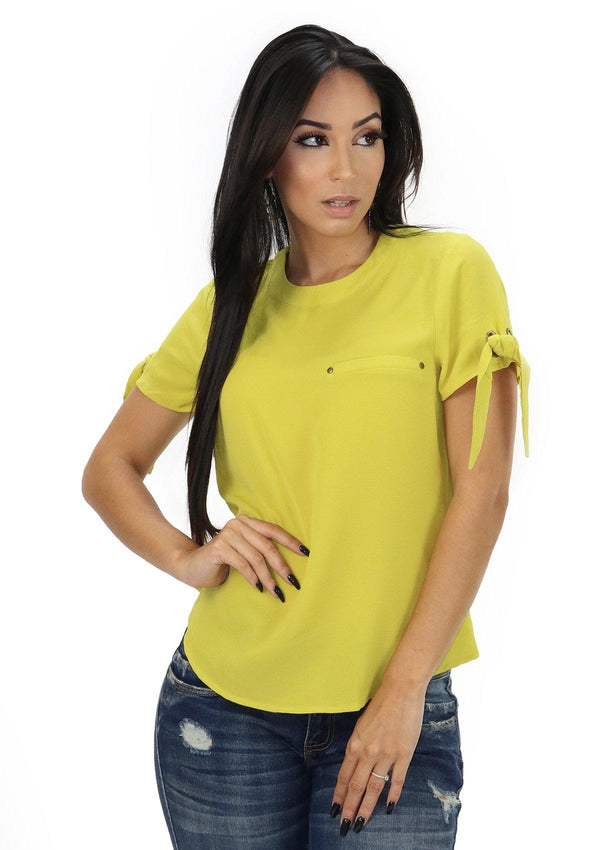 SCMITB3804N Blusa de Mujer by Scarcha