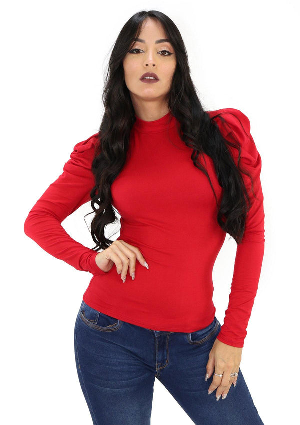 SCNYT1013-1 Blusa de Mujer by Scarcha