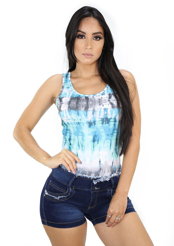 SCNYT259N2 BodySuit Tie Dye by Scarcha - Pompis Stores