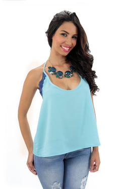 3632 Blouse Trendy by Keila Hernández - Pompis Stores