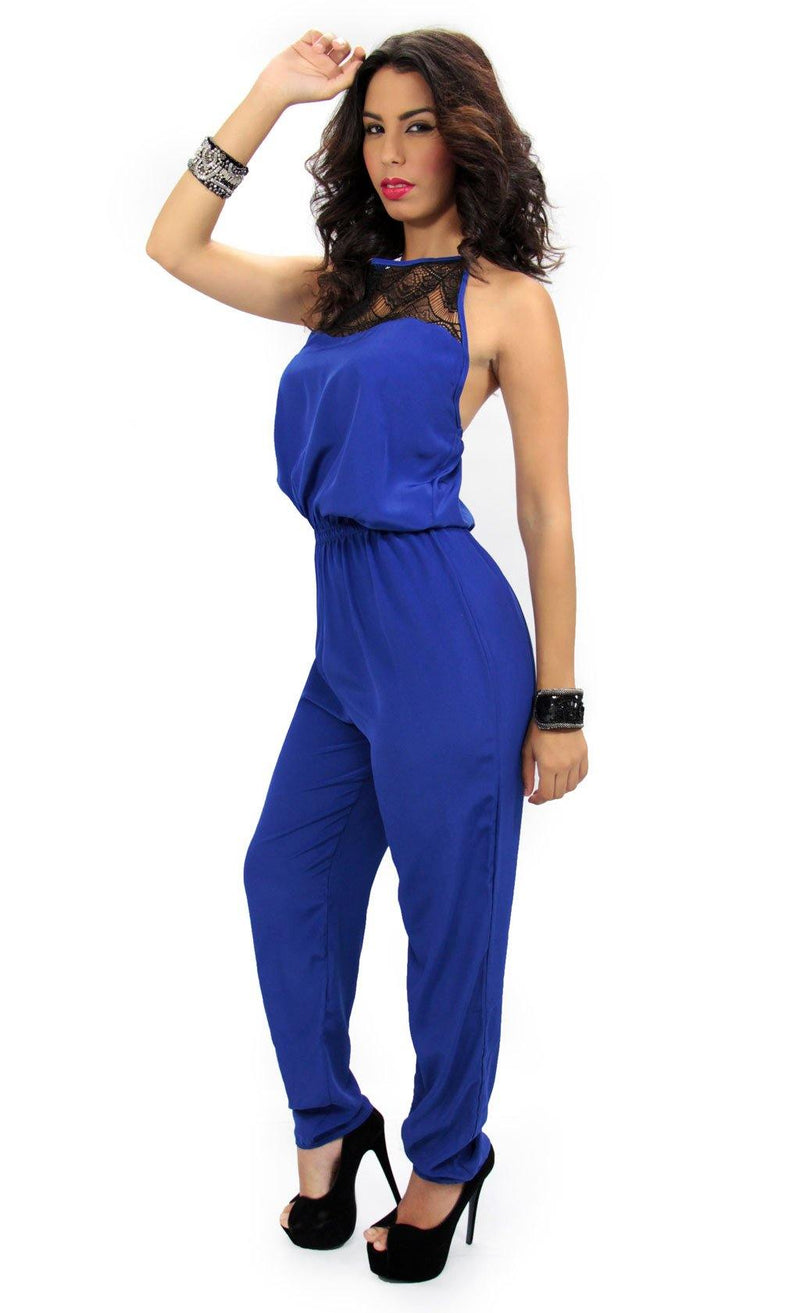 3675 Jumpsuit Trendy by Keila Hernández - Pompis Stores