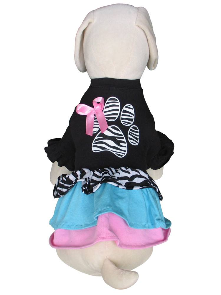 8652 Paw Ruffle Dress Up Collection