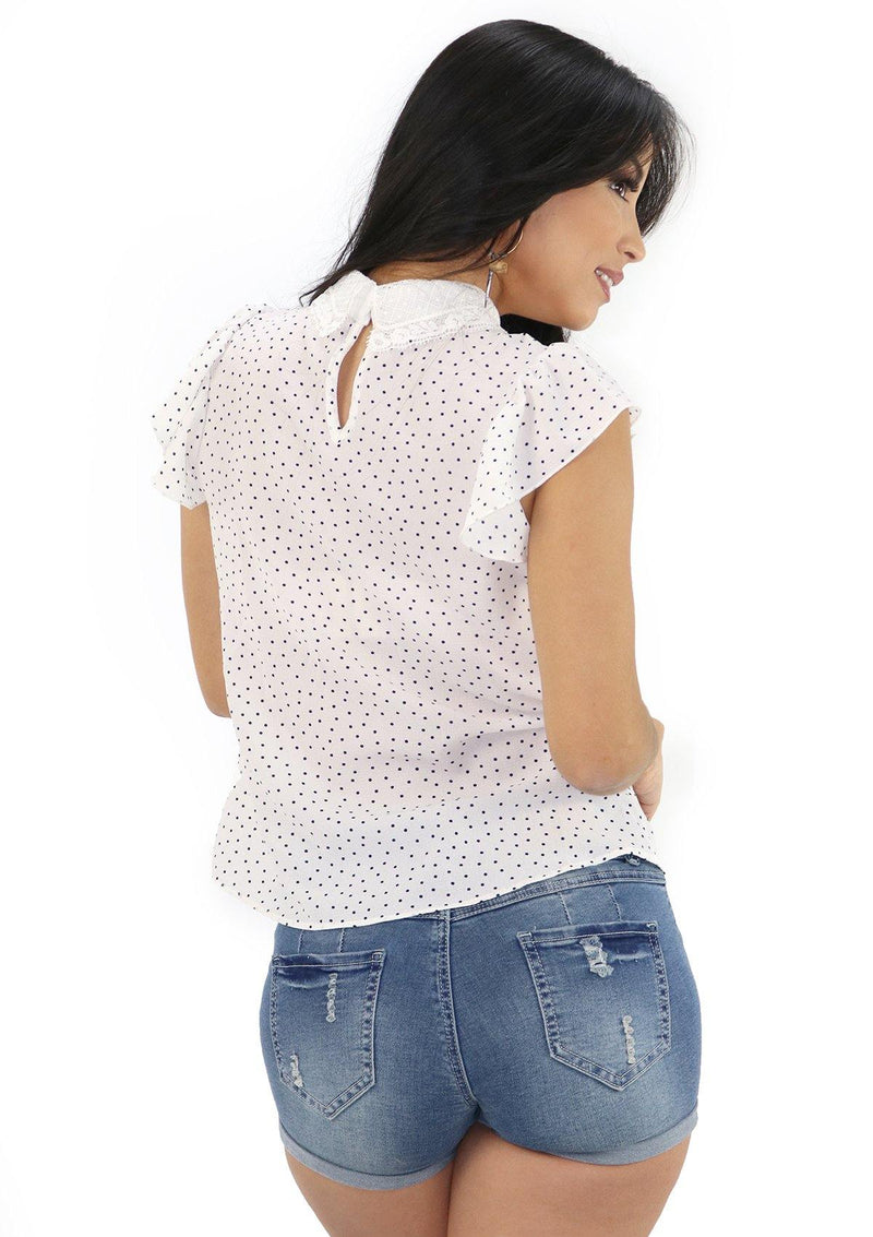 YOT3048 Blusa de Mujer by Scarcha