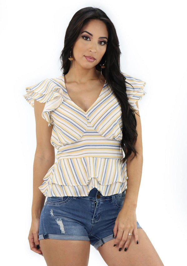 YOT3056 Blusa de Mujer by Scarcha