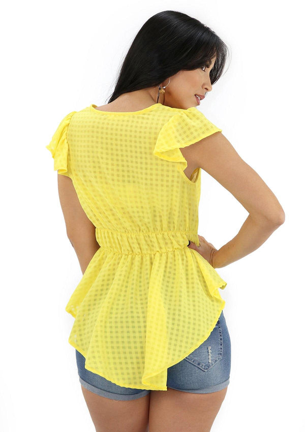 YOT3064 Blusa de Mujer by Scarcha