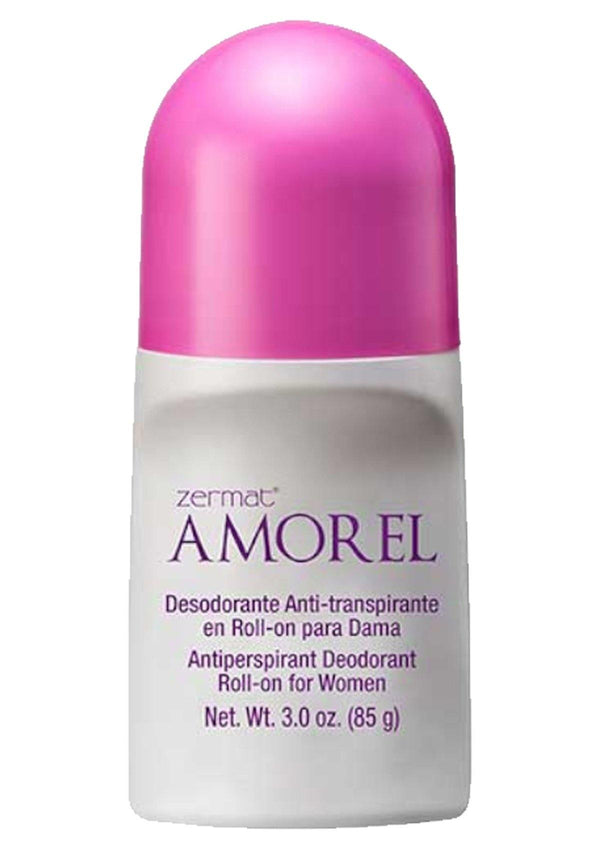 45345 Desodorante Anti-Transpirante Roll-On AMOREL by Zermat