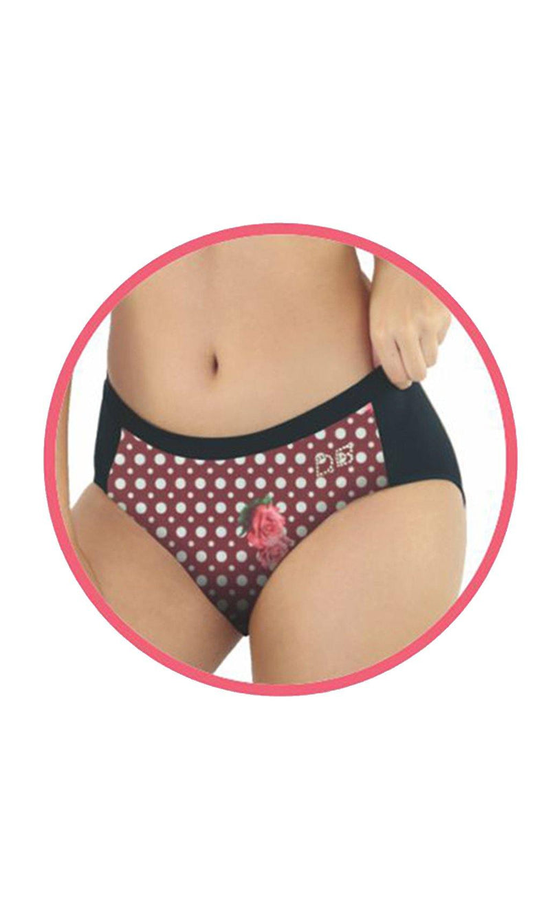 5758 Dear Body Women Hipster Pantie - Pompis Stores