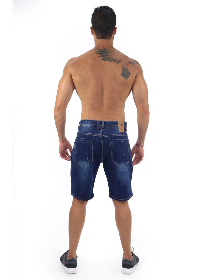 1127 M4 Denim Short by Yadier Molina