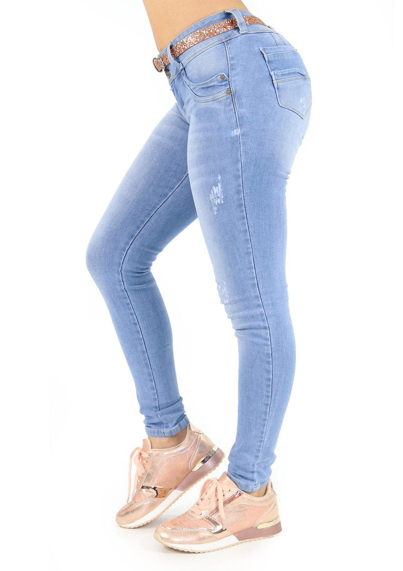 19096 Skinny Jeans by Maripily Rivera