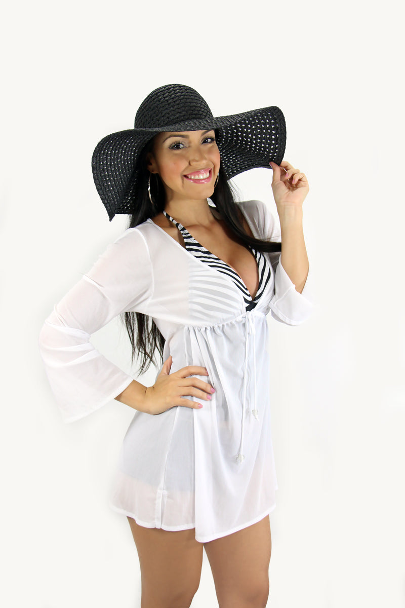 8001 Beach Cover-Up by Maripily Swimwear