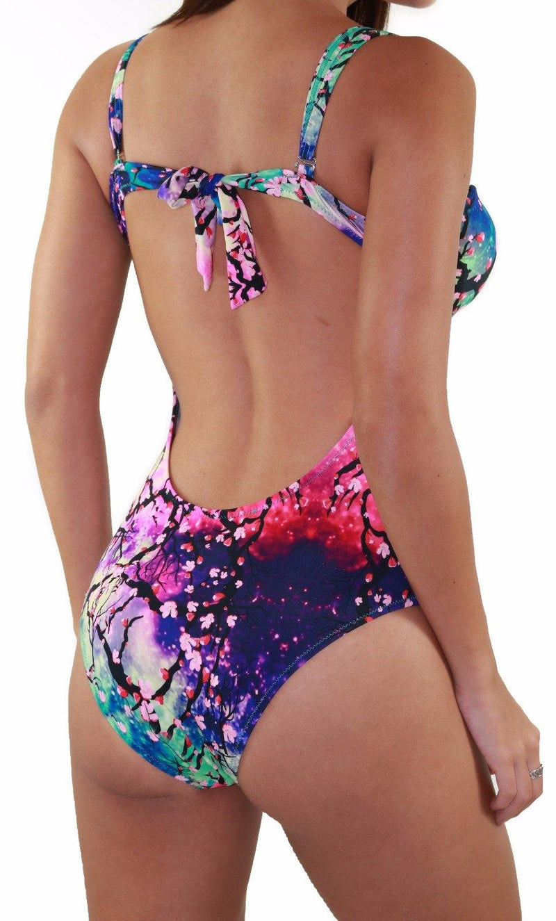 6418 Maripily Swimwear Women's One-Piece Swimsuit
