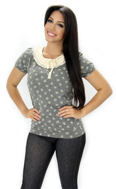 23016 Cami Blouse by Barbara Bermudo