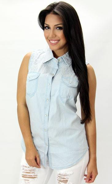 1018 Cami Blouse By Barbara Bermudo Pompis Stores