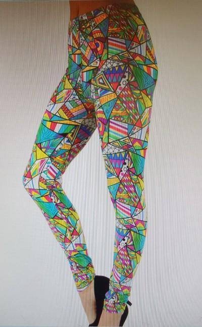 Leggings Free Size - Pompis Stores