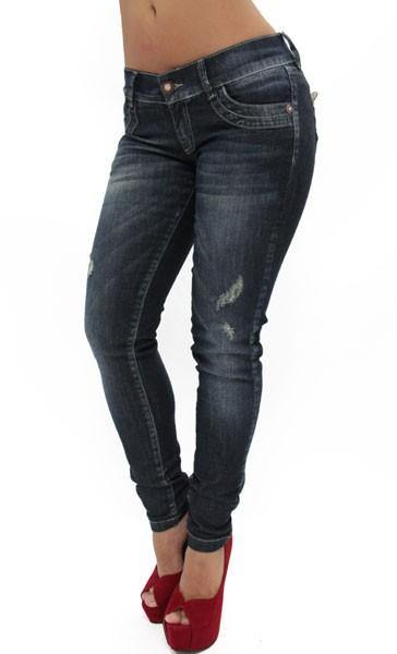 $49.95 1233 AQ Low Rise Skinny Jean - Pompis Stores