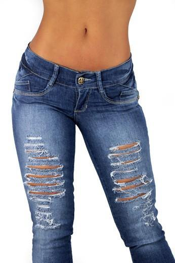 17182 Maripily Skinny Jean - Pompis Stores