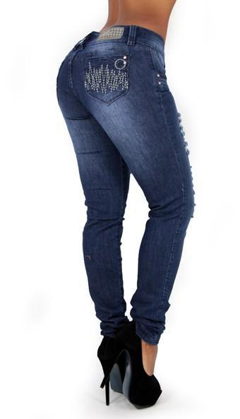 17180 Maripily Skinny Jean - Pompis Stores