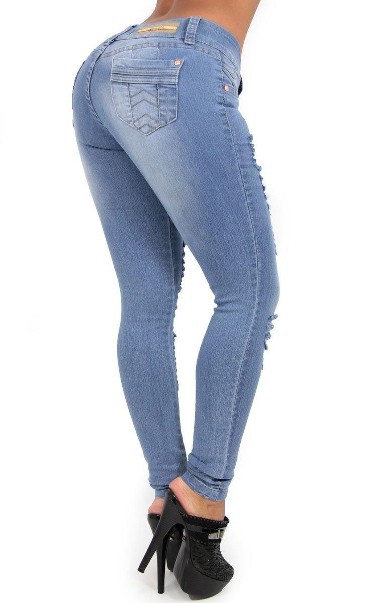 17260 Maripily Skinny Jean - Pompis Stores