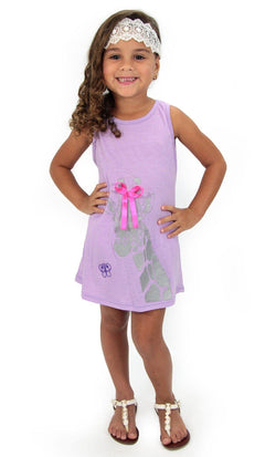 CB3591 Dress Girls Cami by Barbara Bermudo - Pompis Stores