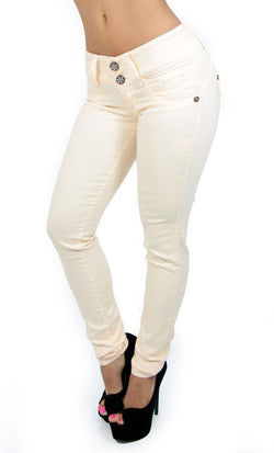 17304 Maripily Skinny Jean - Pompis Stores