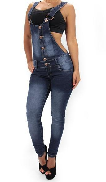 LIMITED TIME - 17329 Maripily Denim Overall