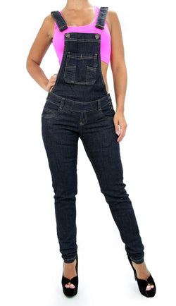 LAST ONE 17342 Maripily Denim Overall
