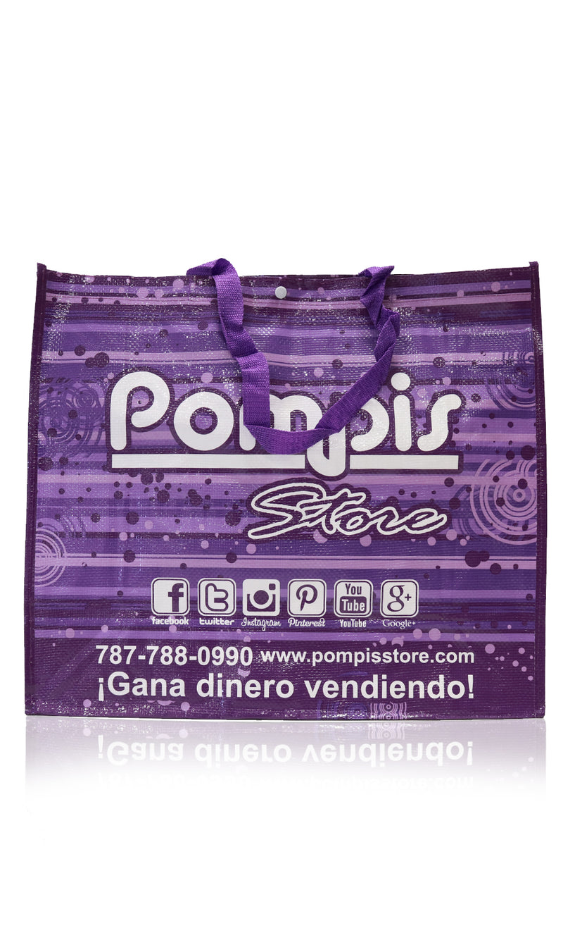 PSRecBag2 Reusable Bag Pompis Store
