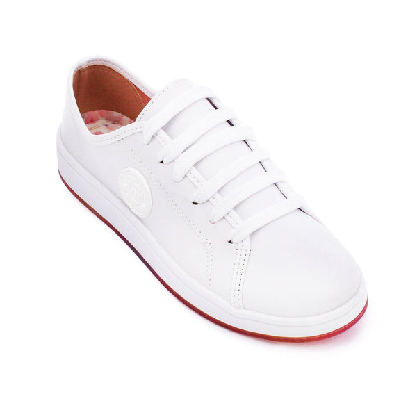 TI5700-100-7800 White Moleca Women Shoes - Pompis Stores
