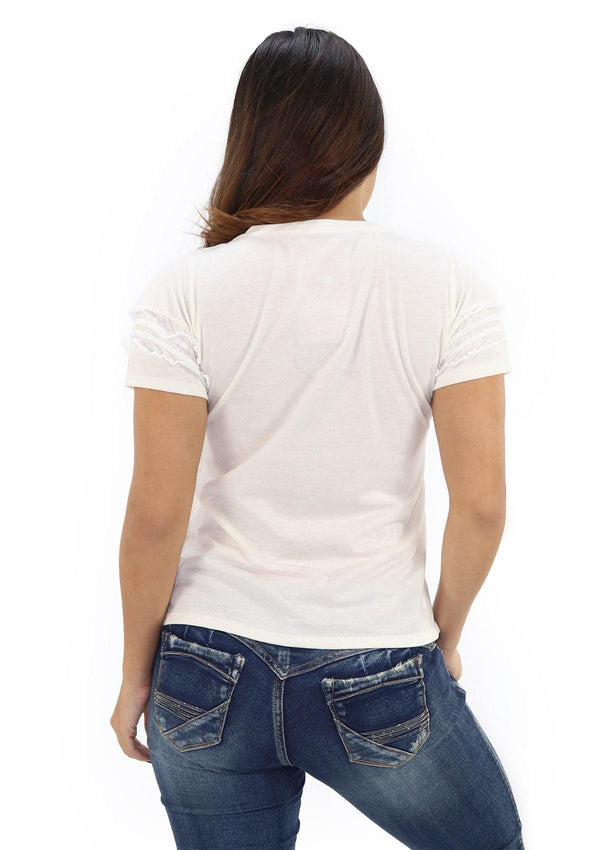 SC5025 Blusa de Mujer by Scarcha
