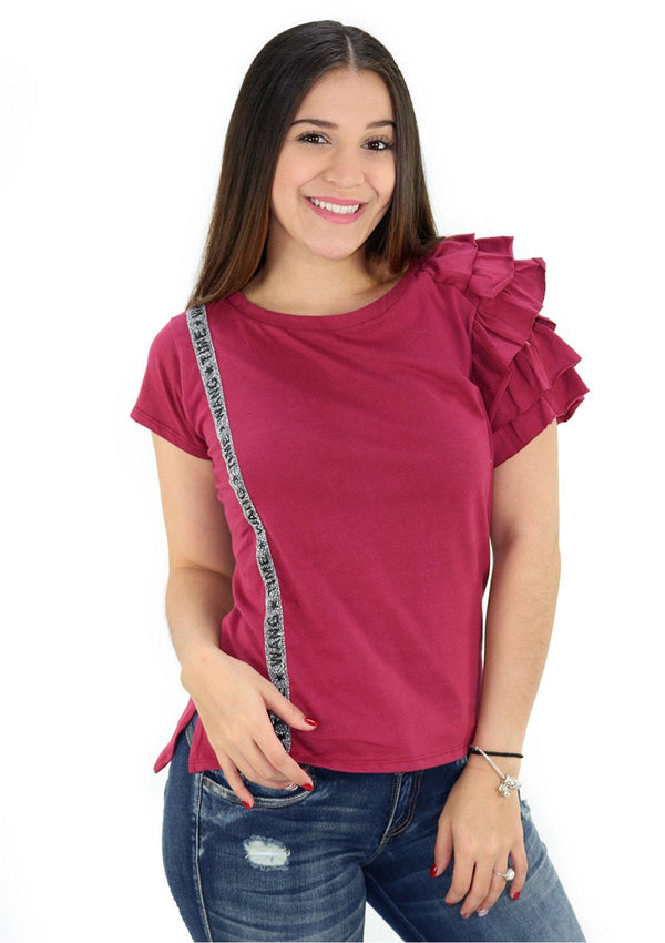 SC5037 Blusa de Mujer by Scarcha