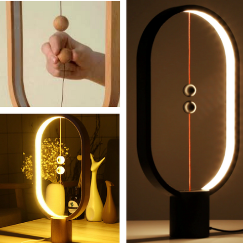 Magical Balance Magnetic LED Lamp