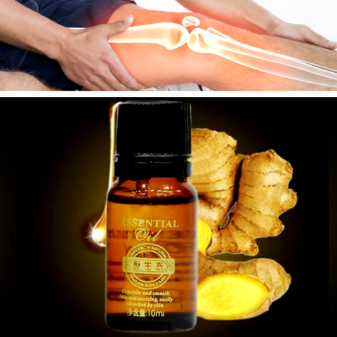Image of Premium Ginger Oil - Instant Relief for Joint Pain and Swelling