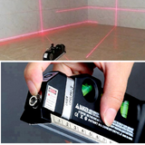 Multipurpose Laser Level With Measure Tape